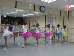 Занятия балетом в академии балета ФУЭТЕ