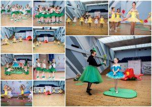 Костюмированное представление академии балета ФУЭТЕ в 2018 году